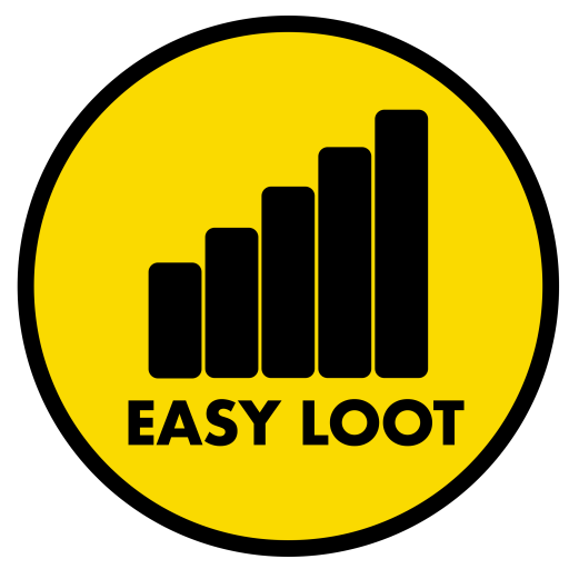 The official company logo of Easy Loot LLC